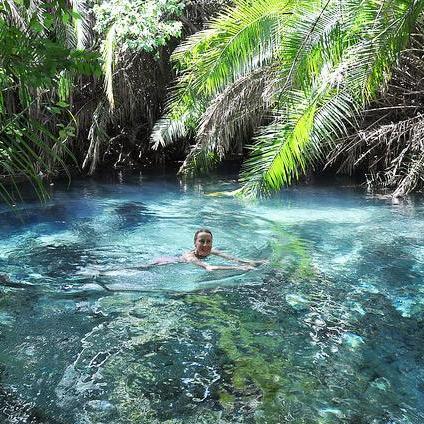 Day Trip to Kikuletwa Chemka Hot Springs Cultural Tour