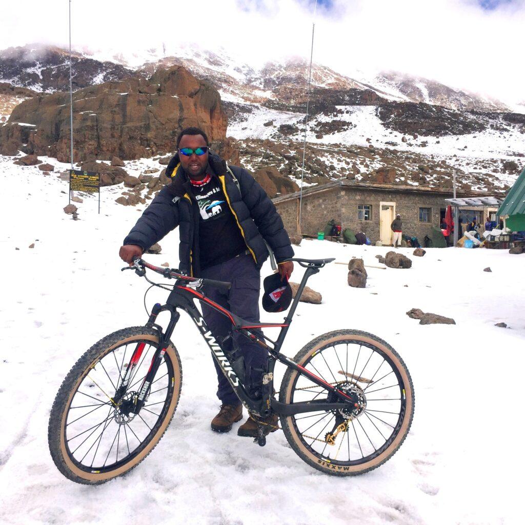 The Great Adventure Bike tour to Mount Kilimanjaro- 4 days