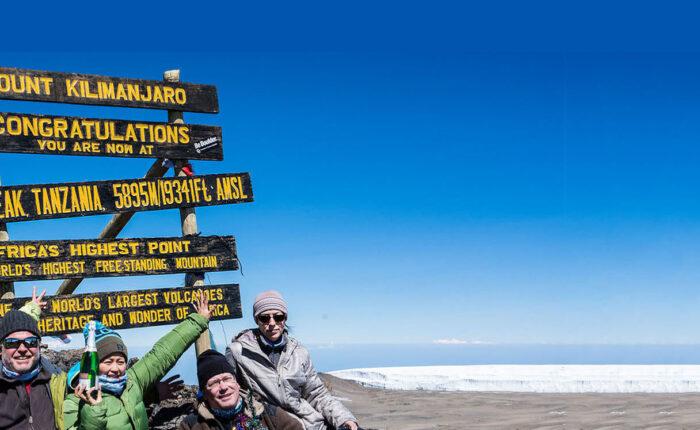 Kilimanjaro Climbing - Marangu Route 6 Days