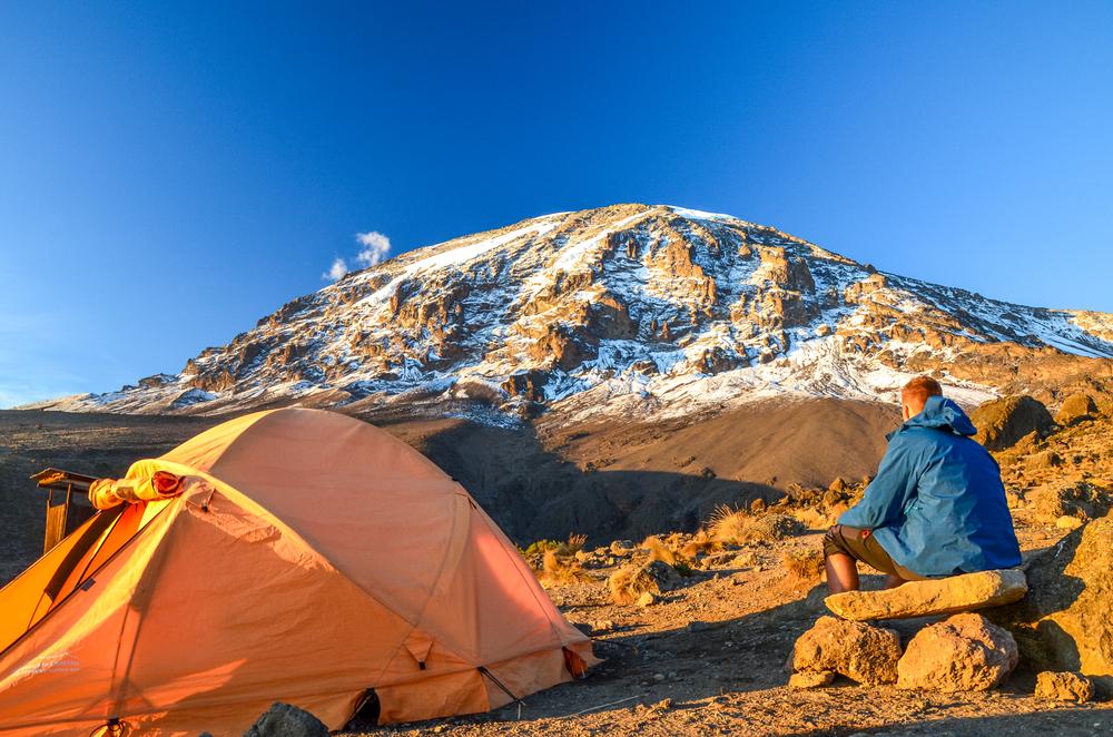 Combo Tour 10 Days - Climbing and Safari Itinerary