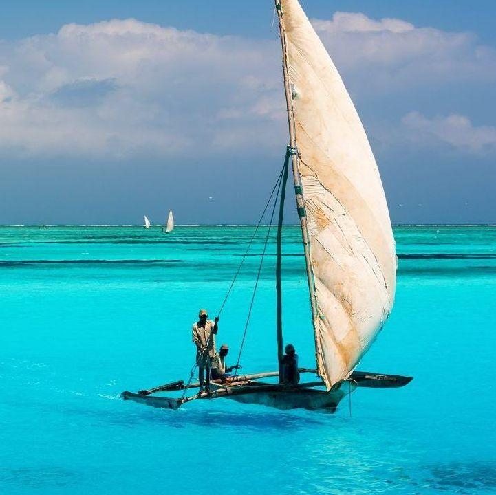 6 Days Unforgettable Zanzibar Beach Vacation Itinerary