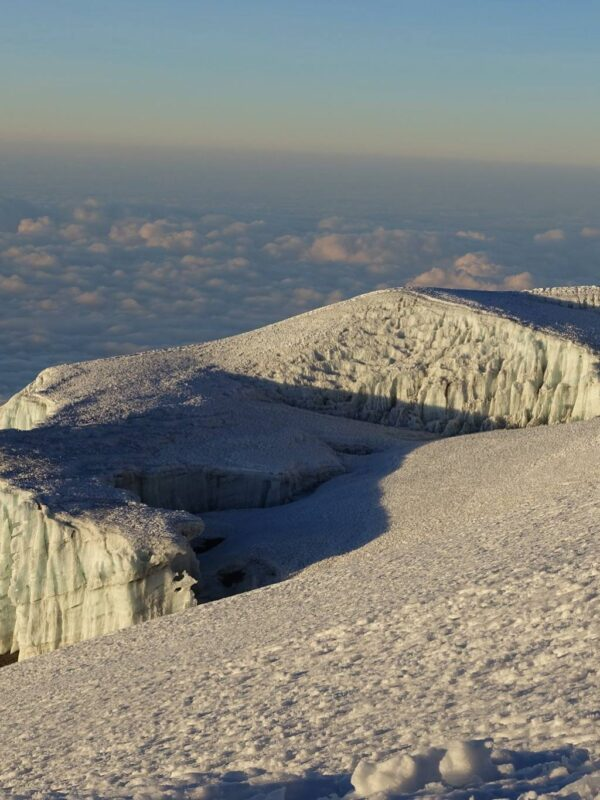 Kilimanjaro climbing Umbwe Router 6 days