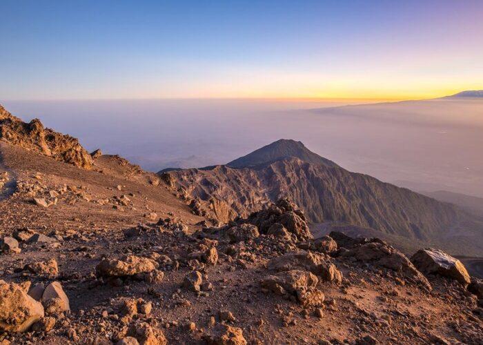 Combo Tour 8 Days - Climbing and Safari Itinerary